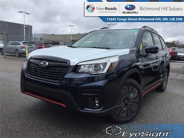 2020 Subaru Forester Sport (Stk: 34373) in RICHMOND HILL - Image 1 of 23