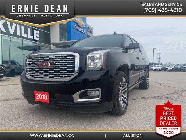 2018 GMC Yukon XL Denali 1GKS2HKJ4JR239379 15001A in Alliston