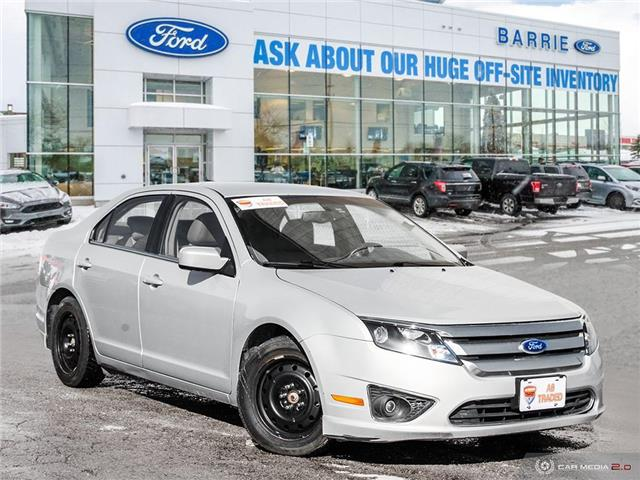 2010 Ford Fusion SEL (Stk: 6491A) in Barrie - Image 1 of 24