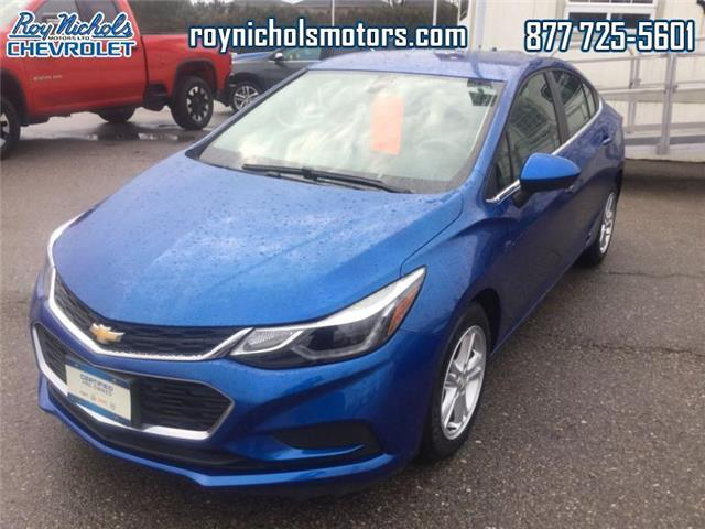 2017 Chevrolet Cruze LT Auto (Stk: P6498) in Courtice - Image 1 of 13