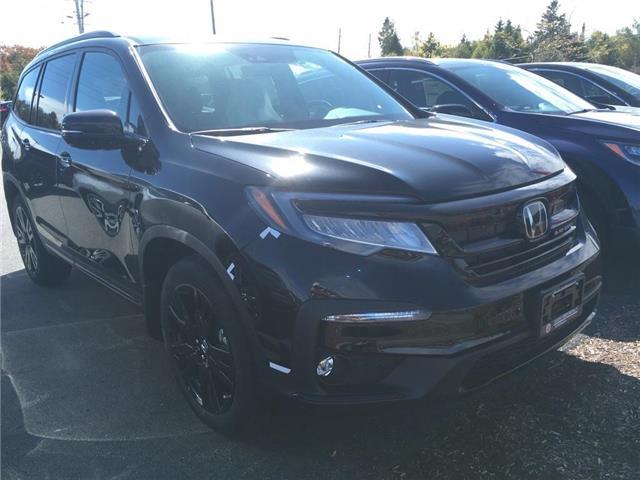 2020 Honda Pilot Black Edition (Stk: 220232) in Huntsville - Image 1 of 24
