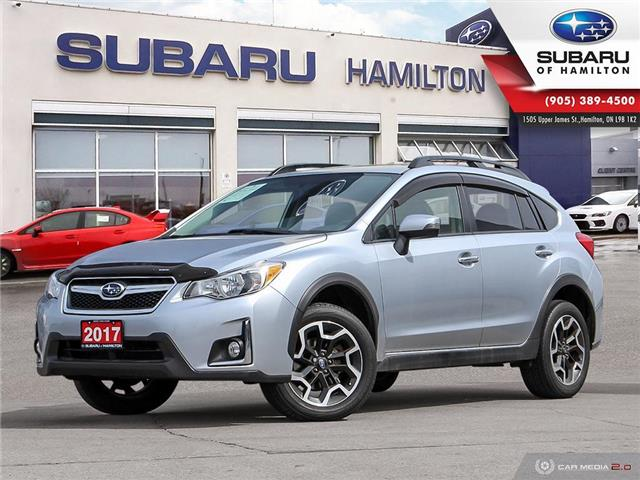 2017 Subaru Crosstrek Limited (Stk: S8038A) in Hamilton - Image 1 of 27