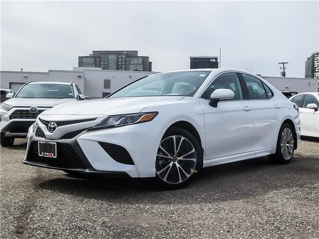 2020 Toyota Camry SE (Stk: 03053) in Waterloo - Image 1 of 18