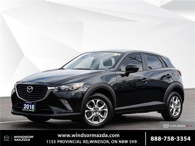 2018 Mazda CX-3 GS (Stk: PR0338) in Windsor - Image 1 of 27
