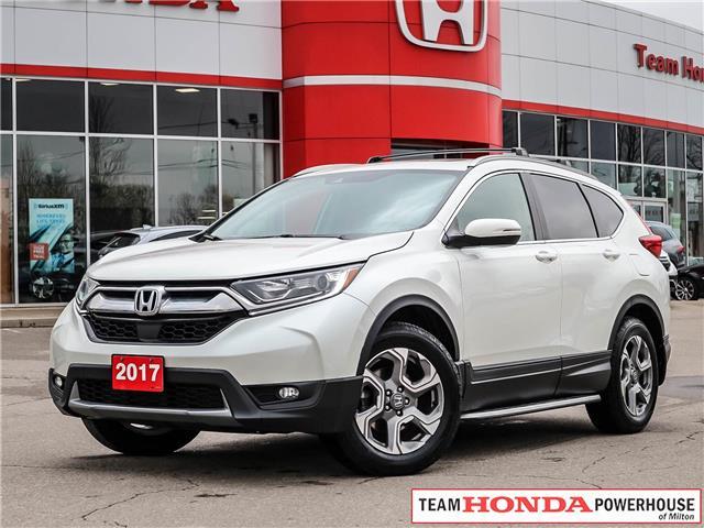 2017 Honda CR-V EX (Stk: 3537) in Milton - Image 1 of 28