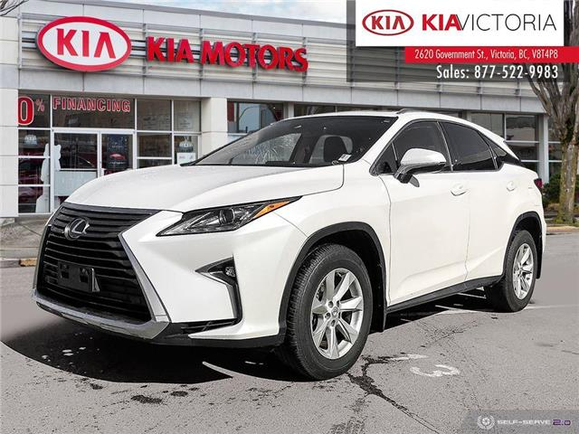 2017 Lexus RX 350 Base (Stk: A1560) in Victoria - Image 1 of 25