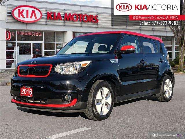 2016 Kia Soul EV EV Luxury (Stk: A1530) in Victoria - Image 1 of 26
