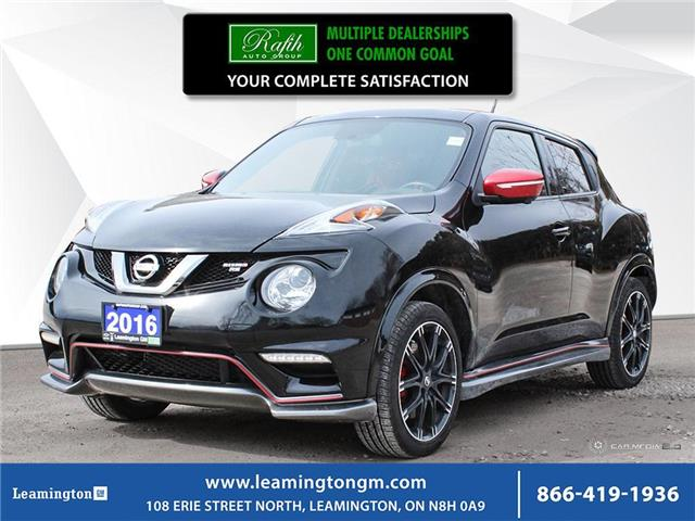 2016 Nissan Juke NISMO RS (Stk: 20-280A) in Leamington - Image 1 of 30