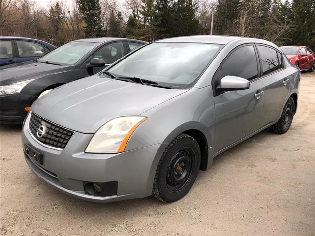 2007 Nissan Sentra 2.0 (Stk: 666915) in Milton - Image 1 of 1