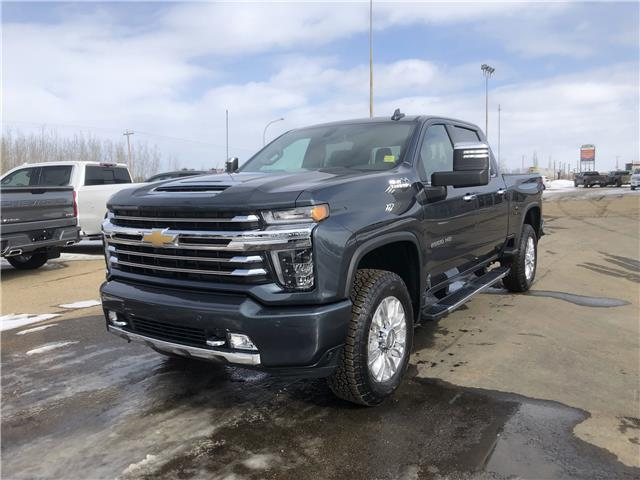 2020 Chevrolet Silverado 2500HD High Country (Stk: T0077) in Athabasca - Image 1 of 26