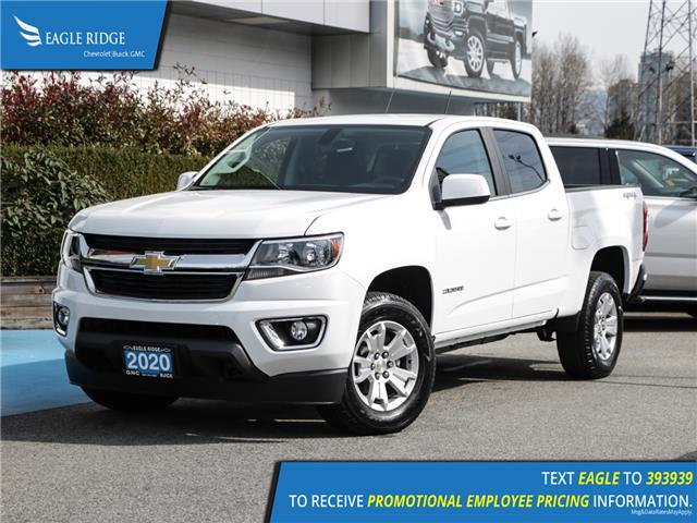 2020 Chevrolet Colorado LT (Stk: 08131A) in Coquitlam - Image 1 of 16