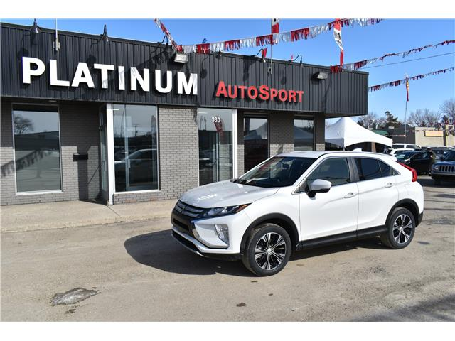 2020 Mitsubishi Eclipse Cross ES (Stk: PP604) in Saskatoon - Image 1 of 24