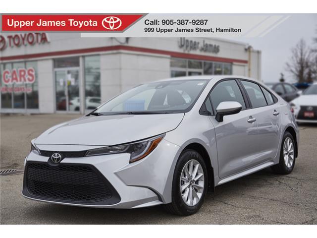 2020 Toyota Corolla LE (Stk: 86541) in Hamilton - Image 1 of 23