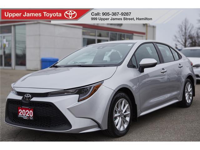 2020 Toyota Corolla LE (Stk: 86544) in Hamilton - Image 1 of 22