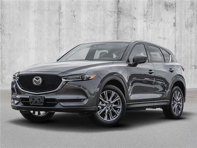 2019 Mazda CX-5 GT w/Turbo (Stk: 640510) in Victoria - Image 1 of 10