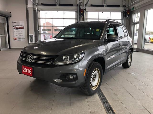 2016 Volkswagen Tiguan Comfortline (Stk: 15971) in Ottawa - Image 1 of 19