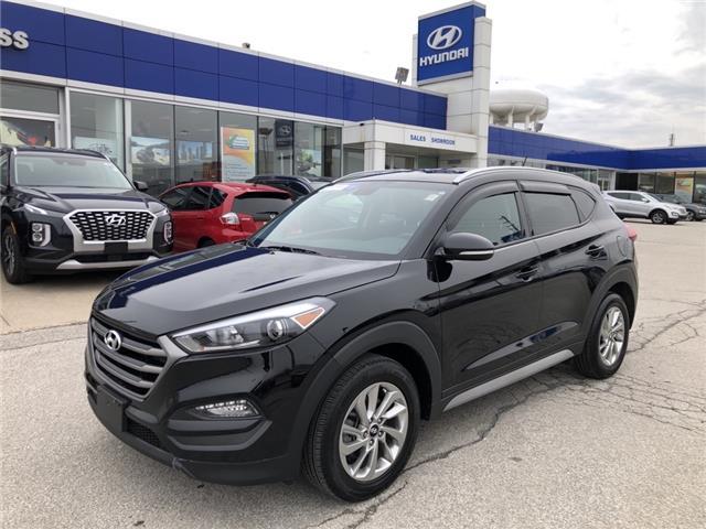 2017 Hyundai Tucson Premium (Stk: 28123A) in Scarborough - Image 1 of 18