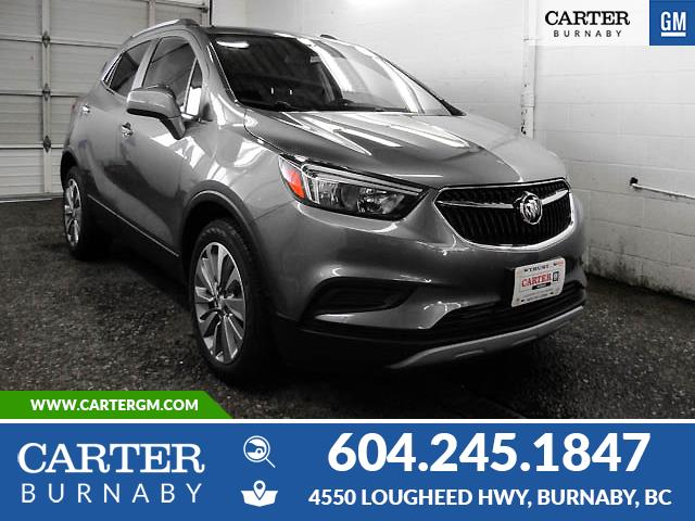 2020 Buick Encore Preferred (Stk: E0-21620) in Burnaby - Image 1 of 13