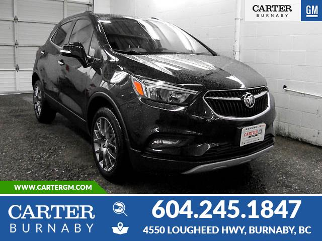 2019 Buick Encore Sport Touring (Stk: E9-50750) in Burnaby - Image 1 of 12