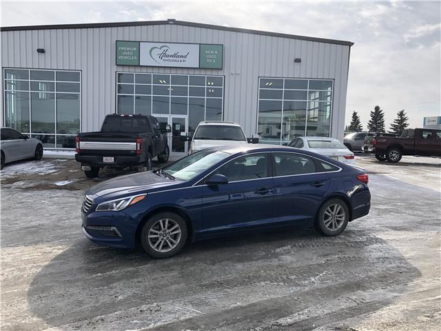 2016 Hyundai Sonata GL (Stk: HW907) in Fort Saskatchewan - Image 1 of 24
