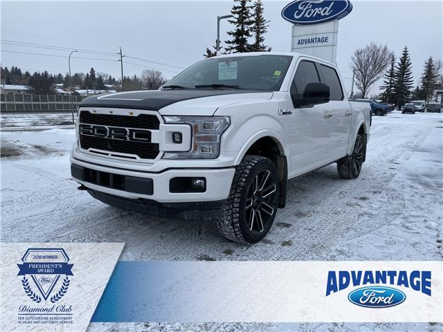 2019 Ford F-150 Limited (Stk: L-575A) in Calgary - Image 1 of 26