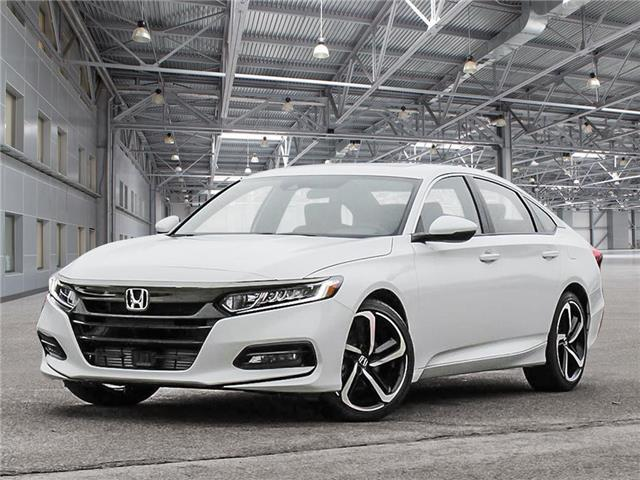 2020 Honda Accord Sport 2.0T (Stk: 6L08580) in Vancouver - Image 1 of 23