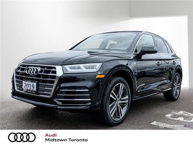 2019 Audi Q5 45 Technik (Stk: P7847) in Toronto - Image 1 of 25