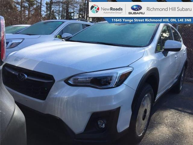 2020 Subaru Crosstrek Sport w/Eyesight (Stk: 34437) in RICHMOND HILL - Image 1 of 1