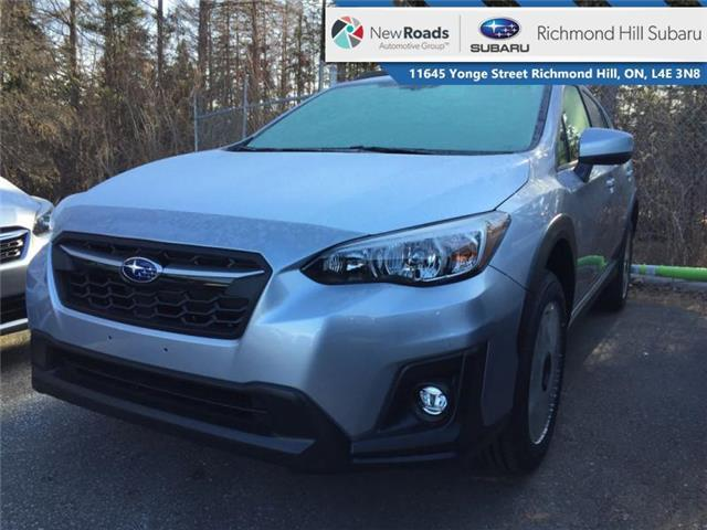 2020 Subaru Crosstrek Touring w/Eyesight (Stk: 34447) in RICHMOND HILL - Image 1 of 1