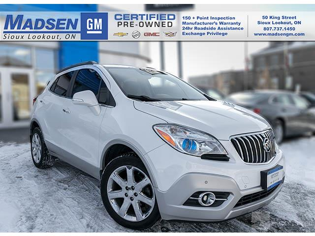 2014 Buick Encore Premium (Stk: A20105) in Sioux Lookout - Image 1 of 11