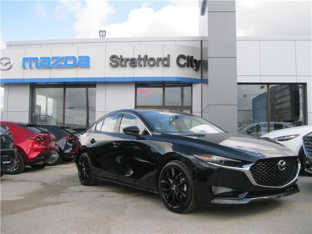 2019 Mazda Mazda3 GT (Stk: 00588) in Stratford - Image 1 of 19
