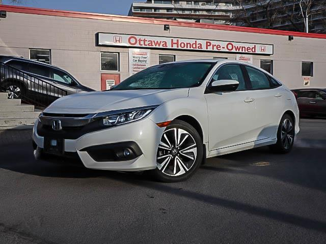 2018 Honda Civic EX-T (Stk: H81860) in Ottawa - Image 1 of 26
