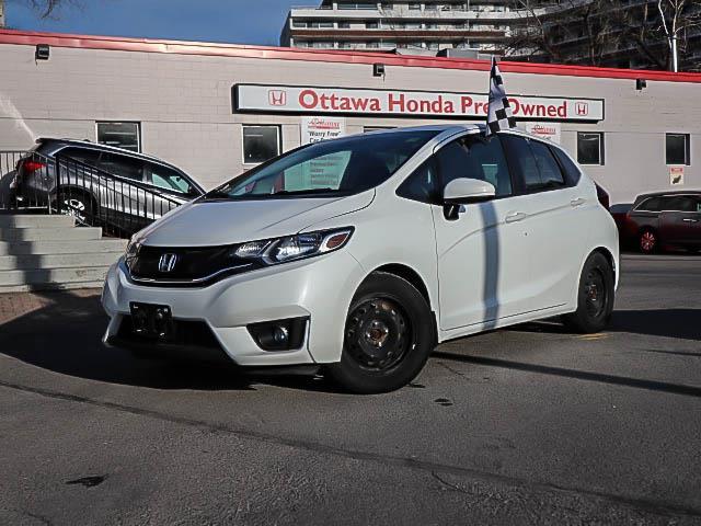 2016 Honda Fit EX (Stk: H82040) in Ottawa - Image 1 of 23