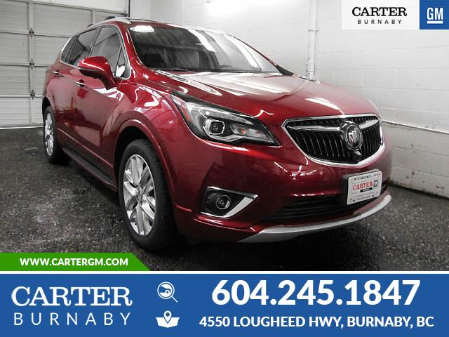 2019 Buick Envision Premium II (Stk: E9-29730) in Burnaby - Image 1 of 13