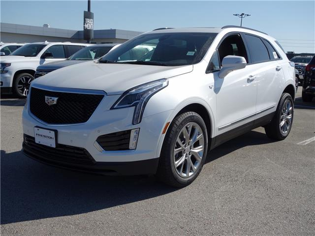 2020 Cadillac XT5 Sport (Stk: 0206390) in Langley City - Image 1 of 6