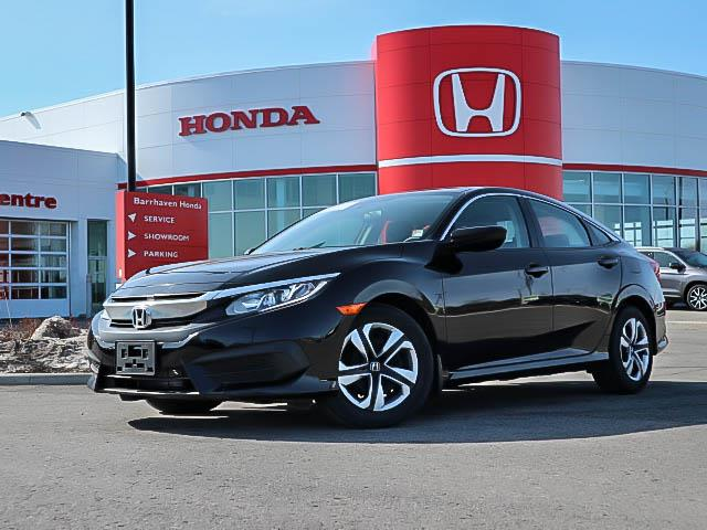 2017 Honda Civic LX (Stk: B0494) in Ottawa - Image 1 of 26