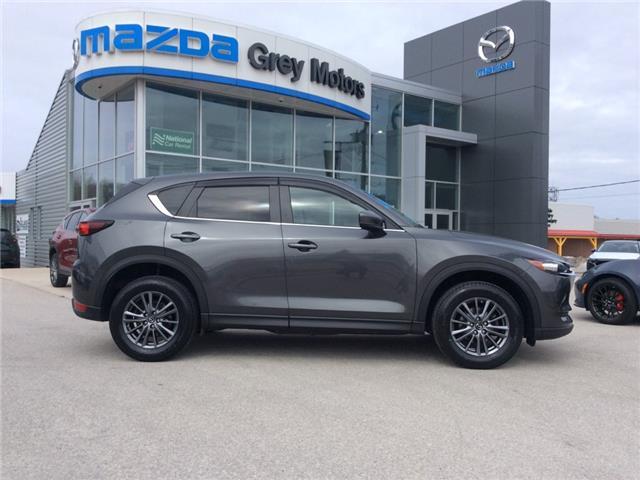 2017 Mazda CX-5 GS (Stk: 03338PA) in Owen Sound - Image 1 of 22
