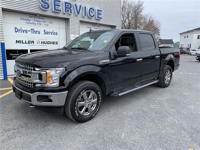 2020 Ford F-150 XLT (Stk: 20137) in Cornwall - Image 1 of 12