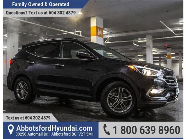 2018 Hyundai Santa Fe Sport 2.4 Luxury (Stk: AH9058) in Abbotsford - Image 1 of 28
