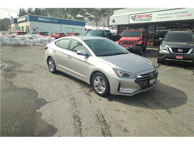 2020 Hyundai Elantra Preferred (Stk: DF1744) in Sudbury - Image 1 of 20