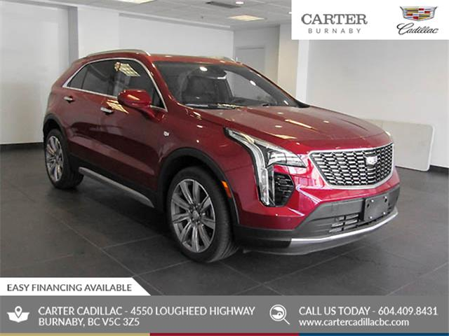 2020 Cadillac XT4 Premium Luxury (Stk: C0-72570) in Burnaby - Image 1 of 24