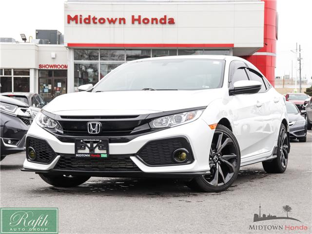 2018 Honda Civic Sport (Stk: 2200773A) in North York - Image 1 of 27