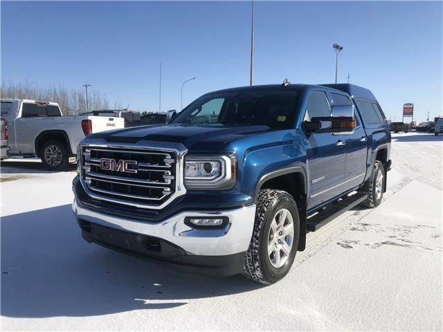 2017 GMC Sierra 1500 SLT (Stk: T0105A) in Athabasca - Image 1 of 26