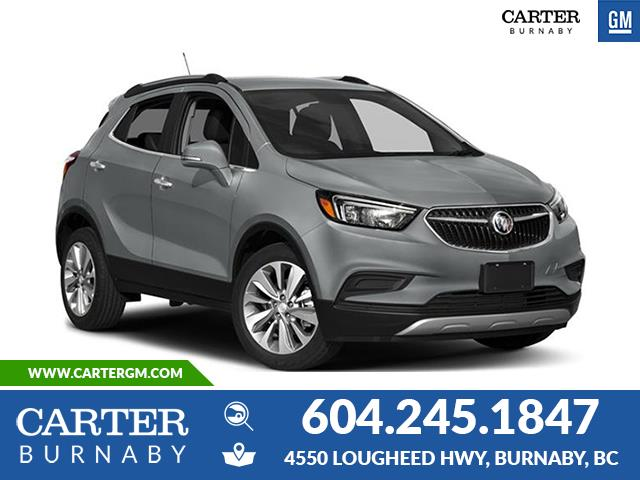 2020 Buick Encore Preferred (Stk: E0-07030) in Burnaby - Image 1 of 1