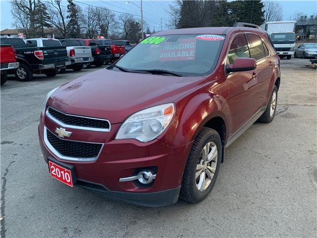 2010 Chevrolet Equinox LT (Stk: ) in Cobourg - Image 1 of 12