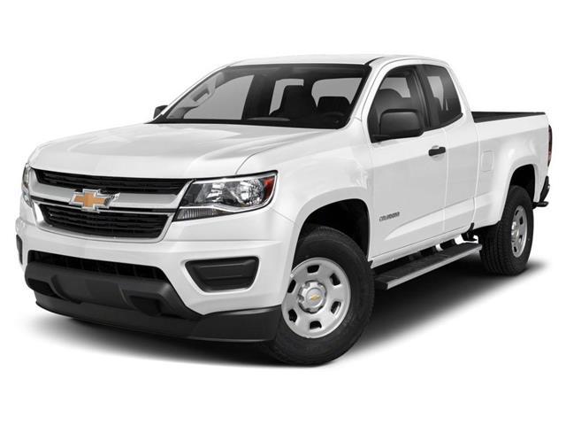 2020 Chevrolet Colorado WT (Stk: 7818-20) in Sault Ste. Marie - Image 1 of 9