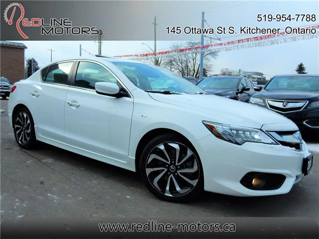 2016 Acura ILX A-Spec (Stk: 19UDE2) in Kitchener - Image 1 of 26