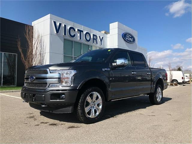 2020 Ford F-150 Platinum (Stk: VFF19358) in Chatham - Image 1 of 20