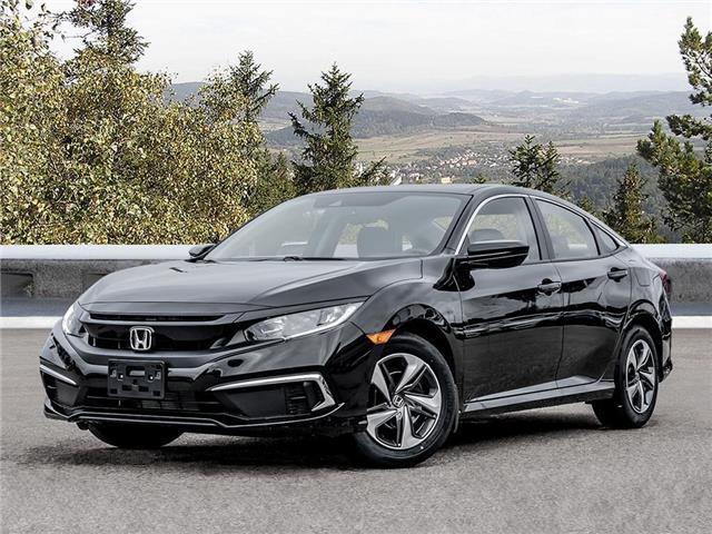 2020 Honda Civic LX (Stk: 20398) in Milton - Image 1 of 23