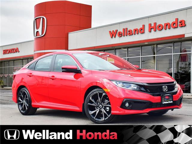 2020 Honda Civic Sport (Stk: N20074) in Welland - Image 1 of 23